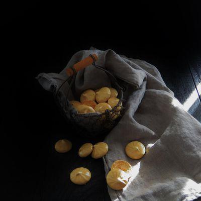 Meringues au caramel