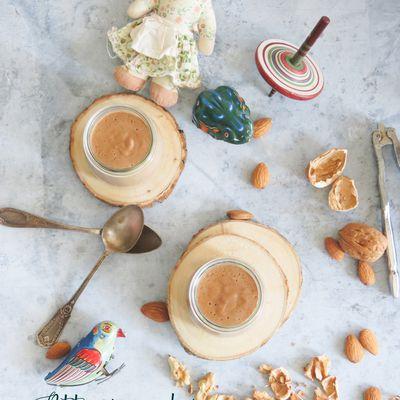 Crémes dessert pralinées