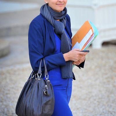 Najat Vallaud-Belkacem NVB le 12 décembre 2012