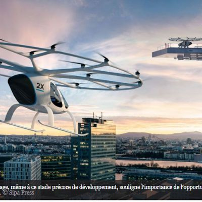 Drones et Vertiports : a Place to Land ?