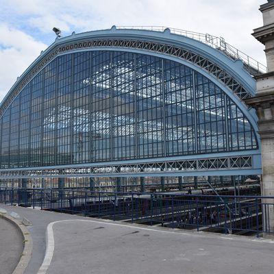 Gare de Bordeaux! Tout le monde descend!