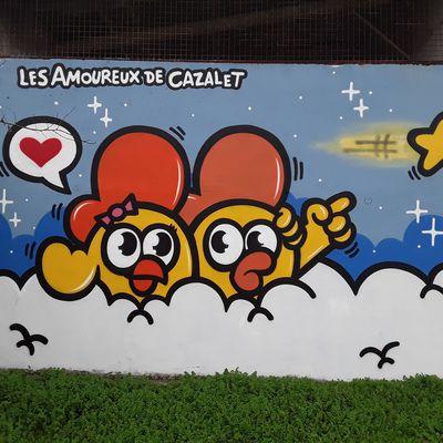 Street art Bordeaux 2020