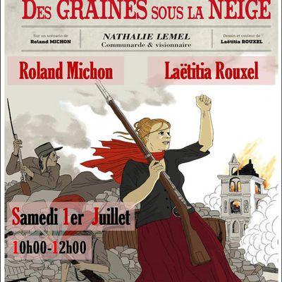 Rencontre avec Laëtita Rouxel et Roland Michon
