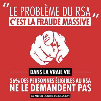Du financement du RSA, encore une fois, et des mensonges de la droite, une fois n'est pas coutume.