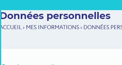 Carte Pass restaurant - l'information sans le spam
