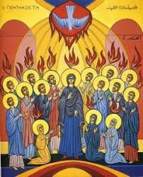 SOLEMNITY OF THE PENTECOTE OF THE YEAR C