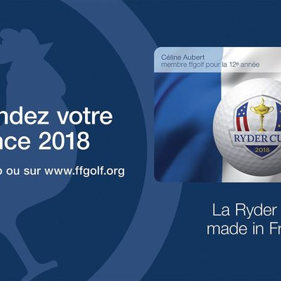 Licence Golf 2018 et Certificat Médical