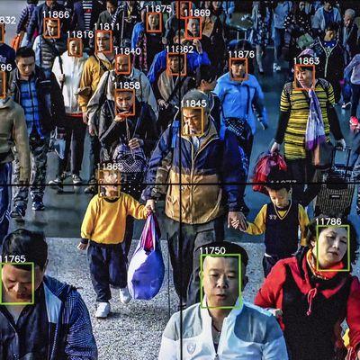 La Chine mise sur le paiement par reconnaissance faciale
