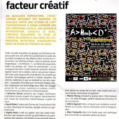 Suite Exposition d'Art Contemporain