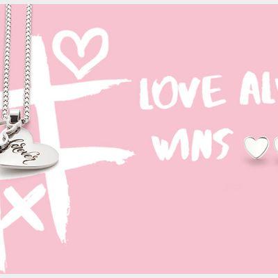 Love always win !