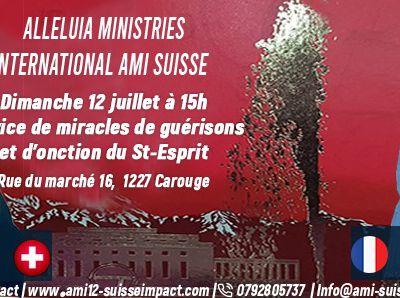 Evangélisation à Genève en Suisse