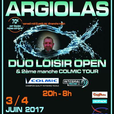Concours duo - Trophée Argiolas 2017
