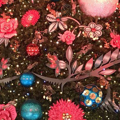 Les vitrines de Noël 2019 - les galeries Lafayette