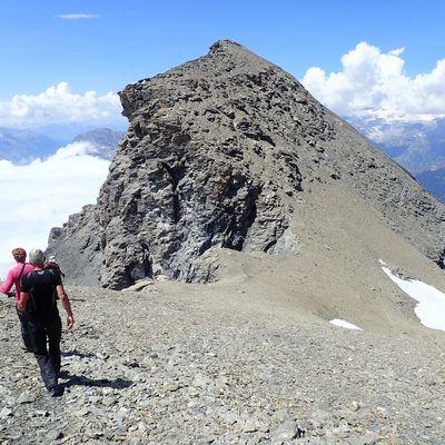 Pointe de Ronce + Signal du Grand Mont Cenis: Depuis Côte Plane 3/3