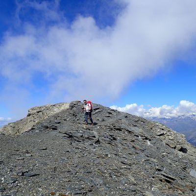 Pointe de Ronce + Signal du Grand Mont Cenis: Depuis Côte Plane 2/3