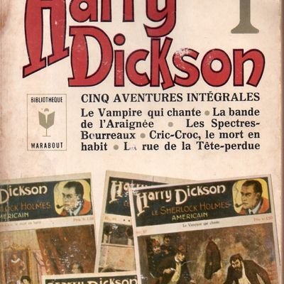Harry Dickson 1 (RAY, J.)