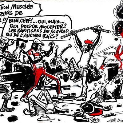RDC :  après la signature de l'accord FCC-CACH, des lendemains qui déchantent