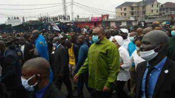 RDC : mobilisation réussie pour Lamuka