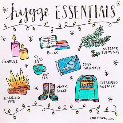 8 objets à avoir pour un esprit Hygge