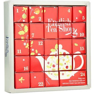 Calendrier de l'avent : thé 2017