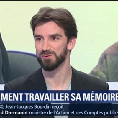 Benoît Rosemont sur BFM TV