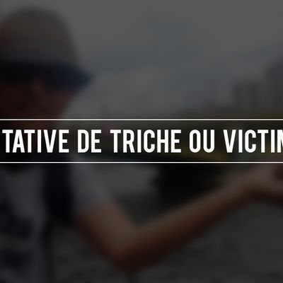 Battle streetfishing France/Chine : Tentative de triche