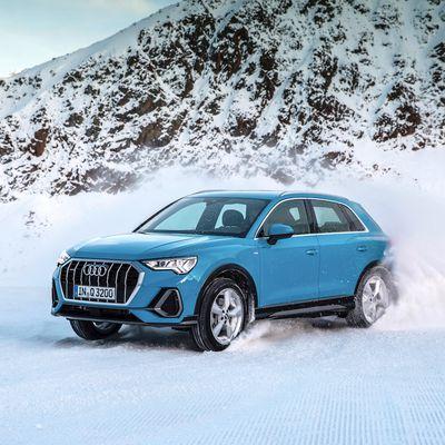 L'Audi Q3 obtient cinq étoiles aux tests Euro NCAP