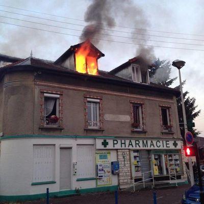 Aulnay-Sous-Bois : les Policiers Municipaux sauvent une mère et ses enfants des flammes