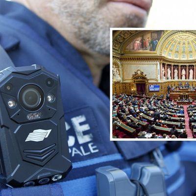 ⚠ Le Sénat vient de valider la position de la Commission des Lois sur la pérennisation des caméras piétons