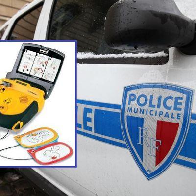 Limeil-Brévannes(94) : la police municipale sauve un homme de 57 en arrêt cardiorespiratoire