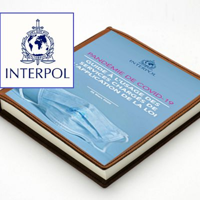 INTERPOL publie un guide à l'usage des forces de l'ordre face au COVID-19