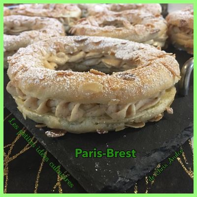 Mini Paris-Brest