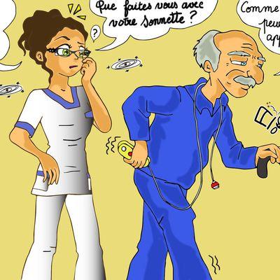 53-Tu sais que tu es infirmière quand...