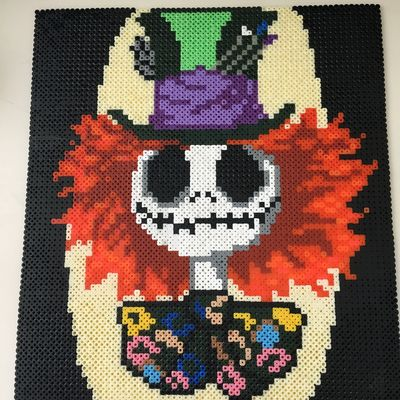 Jack skellington HAMA