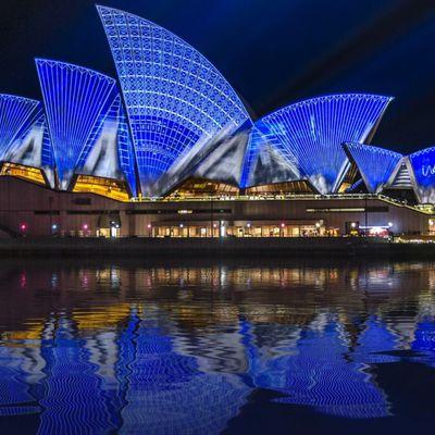 Sidney - Australie - Opréra House - Reflet - Photographie - Wallpaper - Free