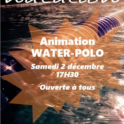 Animation Water-polo