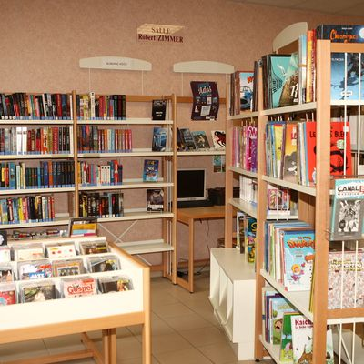 FERMETURE BIBLIOTHEQUE (MISE A JOUR)