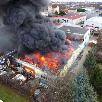 Appel à dons suite à l'incendie