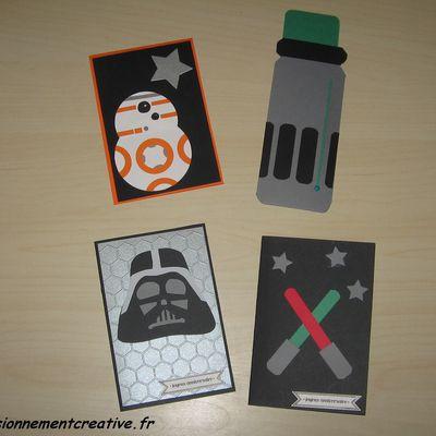 Cartes Star Wars