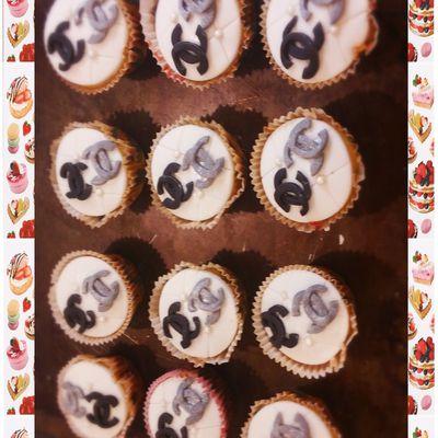 Cupcakes Coco Chanel :