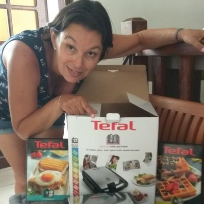 Le Tefal Snack Collection , on a testé .