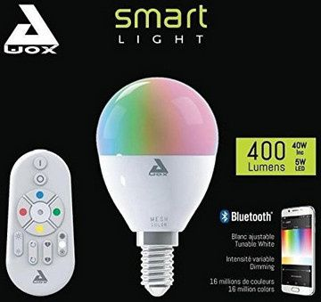 TEST: Ampoule Led Connectée AWOX SmartLIGHT Mesh Color