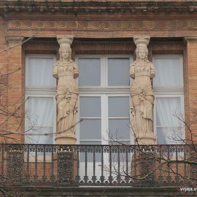 au fil des rues de Toulouse