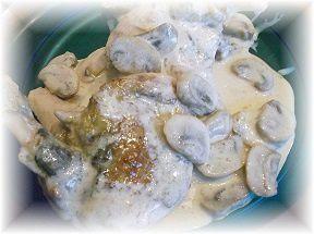 Suprêmes de pintade sauce au vin blanc( au cookéo)