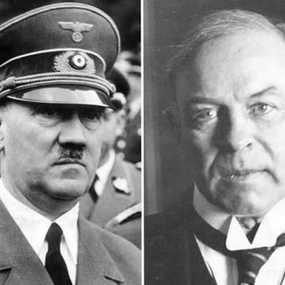 The prime minister with a man crush for Hitler: The day Mackenzie King met the Fuhrer