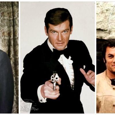 Décès de Roger Moore : l'acteur en trois rôles clés