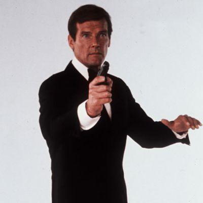 Décès de l'acteur Roger Moore, plus connu comme James Bond