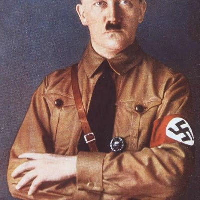 Hitler's HorrorsHow Hitler's evil Nazis were obsessed with the occult… they even dedicated an SS division to hunting witches