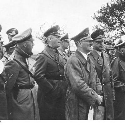 Le « dernier témoin d'Hitler » raconte les dernières minutes de la vie du Führer