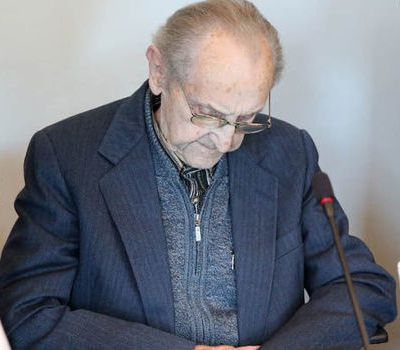 Nazi concentration camp guard escapes justice: At 96, he is too ill to answer for crimes